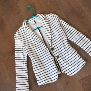 Old Navy striped blazer | XS
